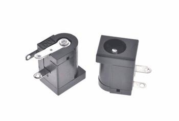 DC Power Jack 2.1mm Barrel-Type PCB Mount