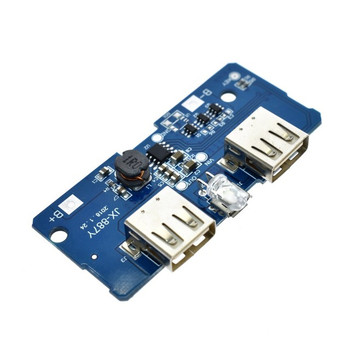 5V 2A 18650 Dual USB Charger Module