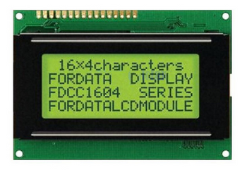 1604 Backlight LCD 16X4