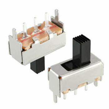 Slide Switch SPDT 3 Pin