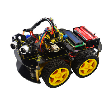 Arduino 4WD Robotics STEM Learning Kit