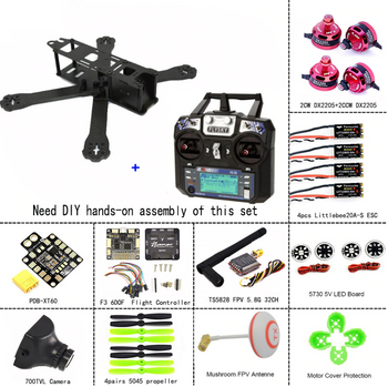 RC 220 Quadcopter STEM Drone kit