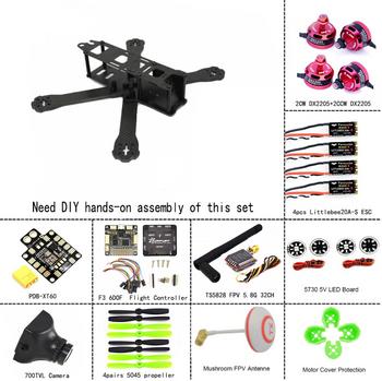 RC 220 Quadcopter STEM Drone kit