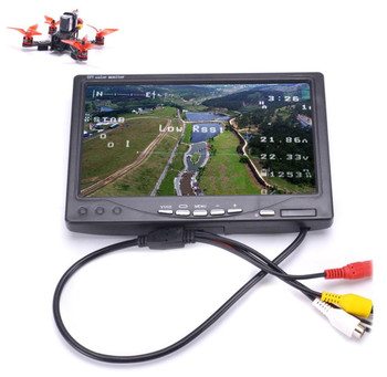 "7"" FPV Monitor Display LCD TFT 1024x600"