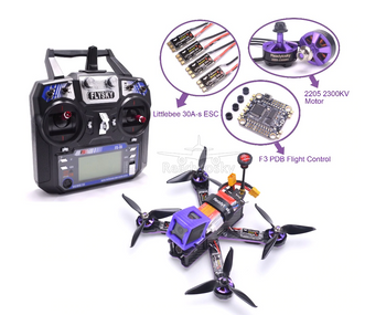 X220 Quadcopter F3 PDP Combo KIT