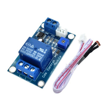 XH-M131 12V Photo-resistor Relay Module
