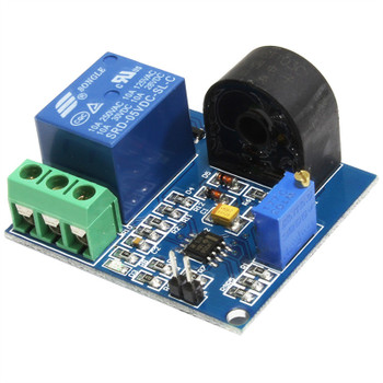 5A 12V AC over-current protection sensor module