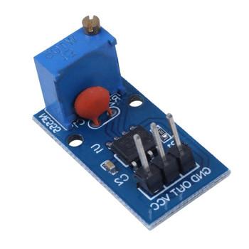 NE555 Frequency Adjustable Pulse Generator