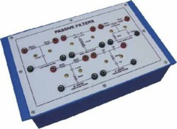 Passive Filters Trainer Kit