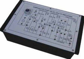 CE, CB And CC Amplifiers Trainer Kit