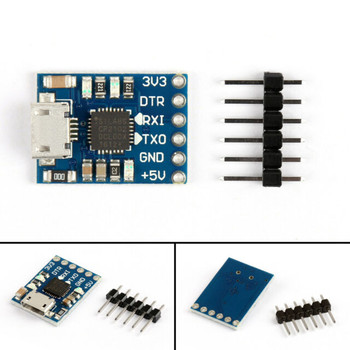 CP2102 USB to TTL / serial UART STC Downloader