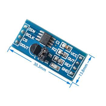 TLC5615 10 bit CAD serial DAC converter module