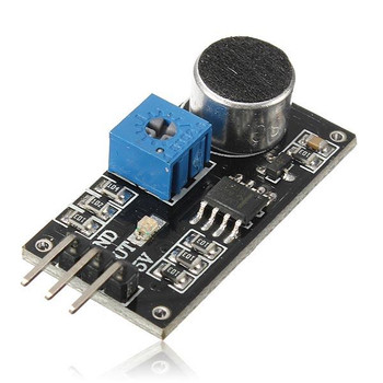 Intelligent Vehicle Microphone Arduino