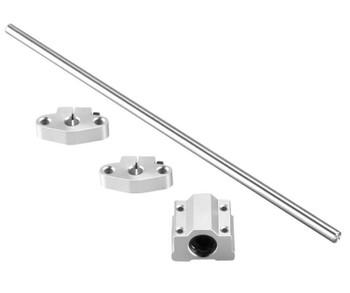 8mm Vertical 400mm Linear Guide Shaft Rod Slide