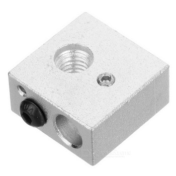 CR-10 Heater Block J-head Extruder HotEnd