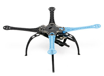 S500 Multi Rotor Air PCB Frame w/High Landing Gear
