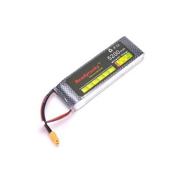 11.1V 5200mAh 3S 35C Lipo Battery XT60