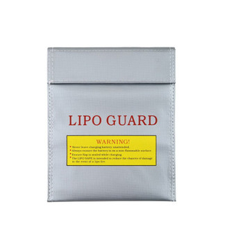RC LiPo Li-Po Battery Fireproof Safety