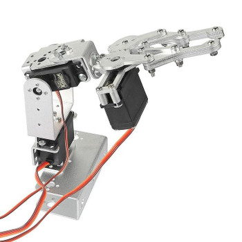 3-AXIS Control Robot ARM  WITH Servo