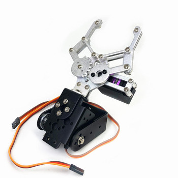 2 DOF robot Gripper arm Manipulator Claw