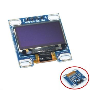 "0.96"" IIC 128x64 OLED TFT/LCD Module"