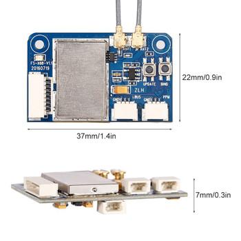 Flysky FS-X6B 2.4G PPM-Bus 6CH receiver