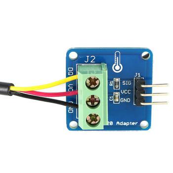 DS18B20 Adapter Module for Arduino