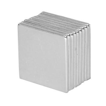 Square Neodymium magnet 20X2mm