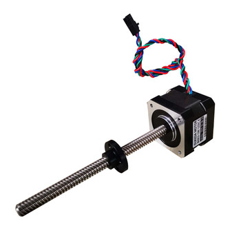 42 stepper motor with T8 screw lead 120mm