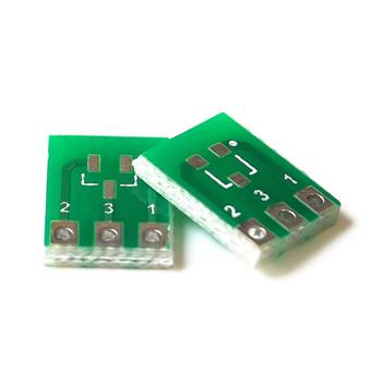 SOT89 SOT223 to DIP PCB Transfer Board