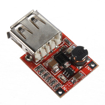 3V-5V 1A DC-DC Step Up USB Power Module