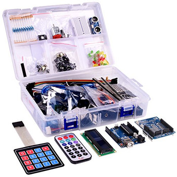 Ultimate Starter Kit for Arduino Uno
