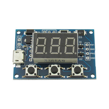 2-Way PWM Frequency Duty Cycle Module