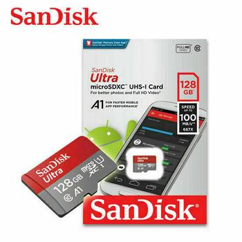 SanDisk Ultra 128GB MicroSD Class 10