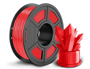 1.75mm 1Kg Red PLA Filament