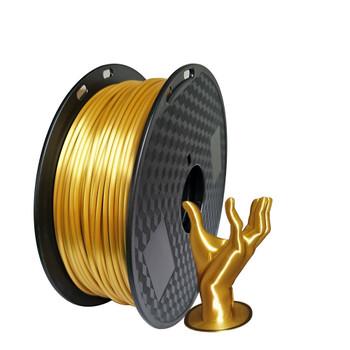 1.75mm 1Kg Gold PLA Filament