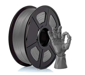 1.75mm 1Kg Grey PLA Filament