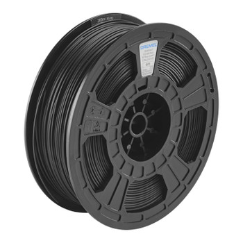 1.75mm 1Kg Black ABS Filament