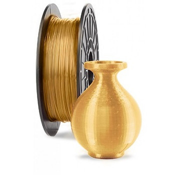 1.75mm 1Kg Gold ABS Filament