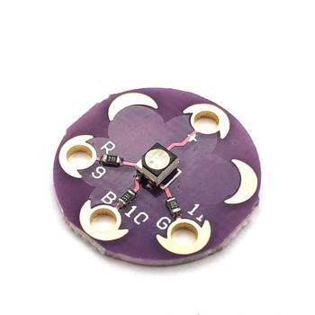 LilyPad Tri-Color LED RGB Module