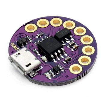 Micro USB LilyPad ATtiny85 Development Board