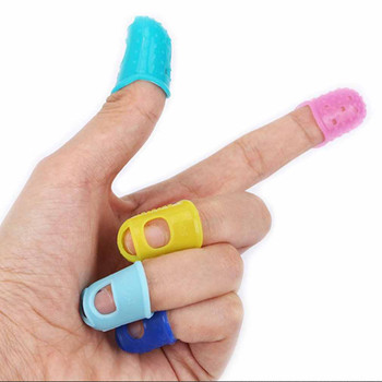Silicone Heat Insulation Finger Sleeve