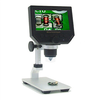 600X 3.6MP 4.3inch HD LCD Display Microscope