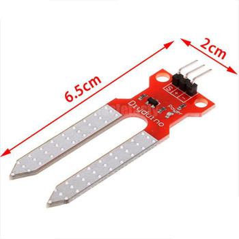 Soil Moisture Hygrometer Sensor