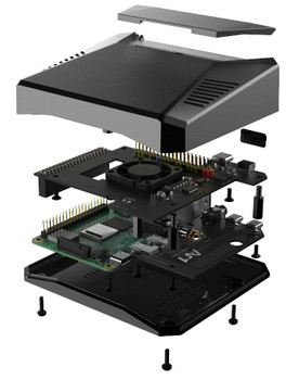 Argon ONE Raspberry Pi 4B Case
