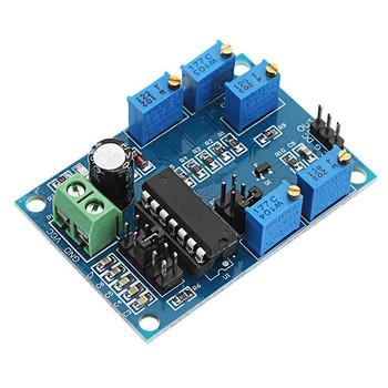 ICL8038 Sine/Delta/Square Signal Generator 10 - 450KHz
