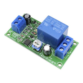 DC 12V NE555 Adjustable Time Delay relay Module