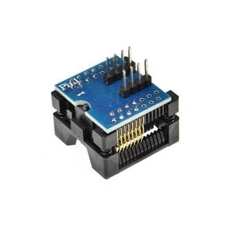 SOP16 to DIP8 EZ 300mil Programmer Adapter