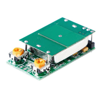 5.8GHZ GHz Microwave Radar 12m HFS-DC06