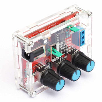 XR2206 Signal Generator Sine/Triangle/Square